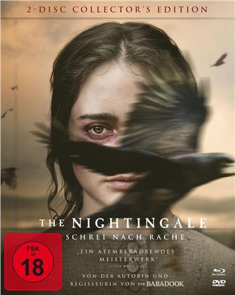 The Nightingale - Schrei nach Rache (2018) (Collector's Edition, Mediabook, Blu-ray + DVD)