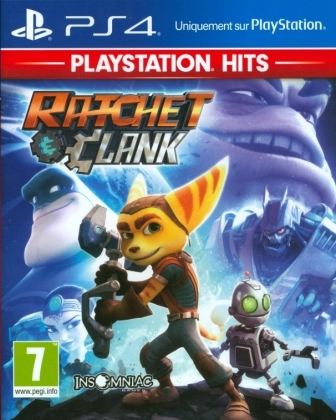 PlayStation Hits - Ratchet + Clank