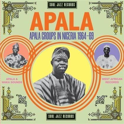 Apala - Apala: Apala Groups In Nigeria 1967-70