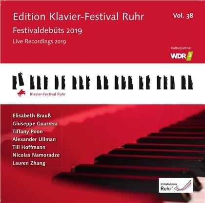 Klavier-Festival Ruhr Vol. 38 (3 CDs)