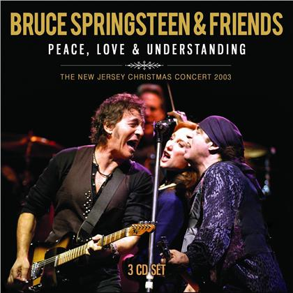Bruce Springsteen - Peace, Love & Understanding (3 CDs)