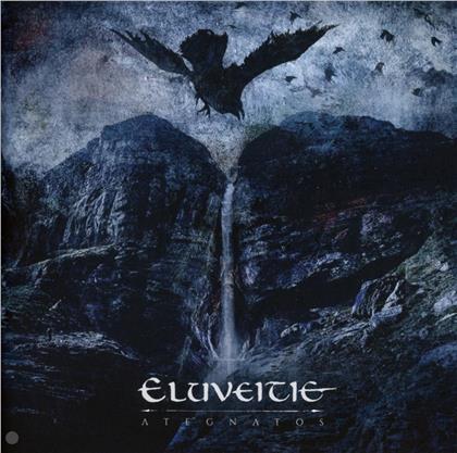 Eluveitie - Ategnatos (2020 Reissue, Nuclear Blast)