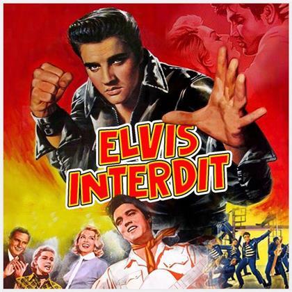 Elvis Presley - Elvis Interdit (2020 Reissue, Glow In The Dark Blue & Red Vinyl, 2 LPs)