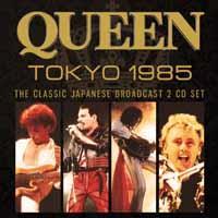 Queen - Tokyo 1985 (2 CDs)