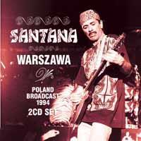 Santana - Warszawa (2 CDs)
