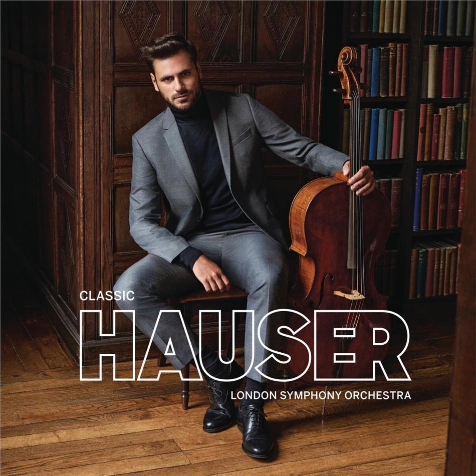 London Symphony Orchesta, Robert Ziegler & Stjepan Hauser - Classic Hauser
