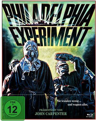 Das Philadelphia Experiment (1984) (Mediabook, Blu-ray + 2 DVDs)