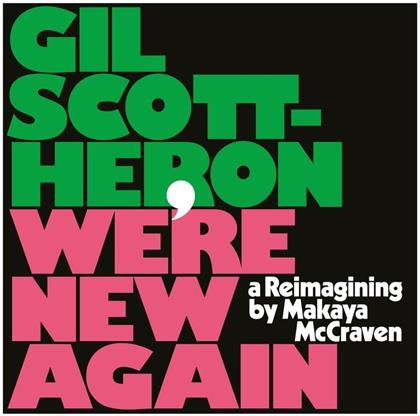 Gil Scott-Heron - We're New Again - A Reimagining By Makaya Mccraven (LP)