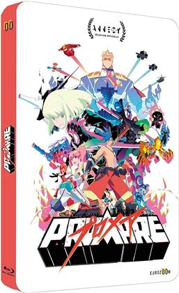 Promare (2019) (Collector's Edition, Blu-ray + DVD)
