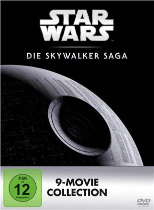 Star Wars: Episode 1-9 - Die Skywalker Saga (9 DVDs)