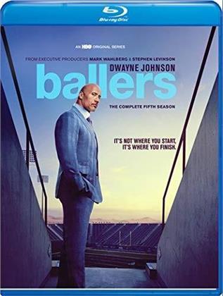Ballers - Season 5 (2 Blu-rays)