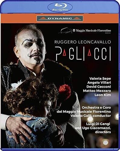 Leoncavallo, R. - Pagliacci