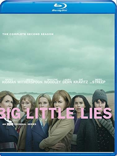 Big Little Lies - Complete Second Season (2 Blu-rays)