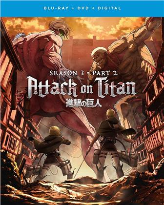 Attack On Titan - Season 3 Part 2 (4 Blu-rays)