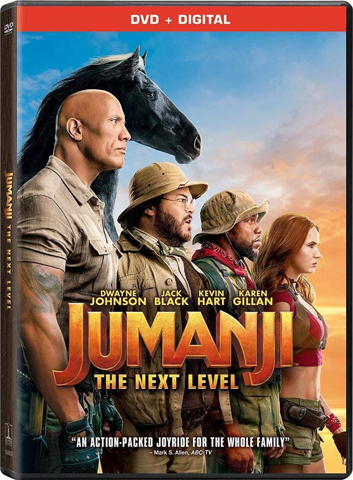 Jumanji 2 - Next Level (2019)