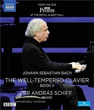 Schiff, Andras - Bach: Well-Tempered..