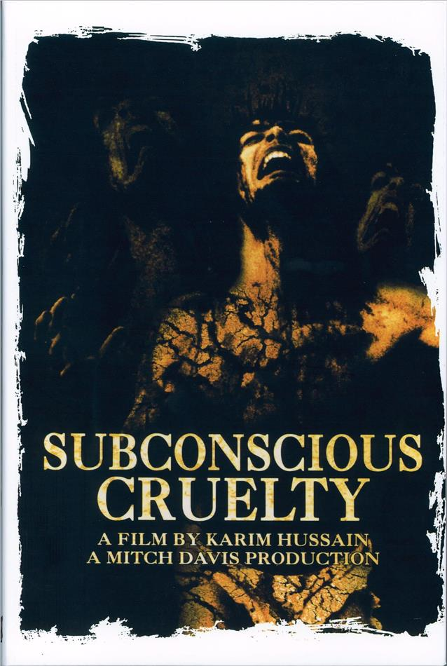 Subconscious Cruelty (2000) (Cover C, Grosse Hartbox, Limited Edition, Uncut)