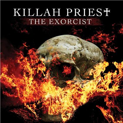 Killah Priest (Wu-Tang) - Exorcist (2020 Reissue, Red Vinyl, LP)