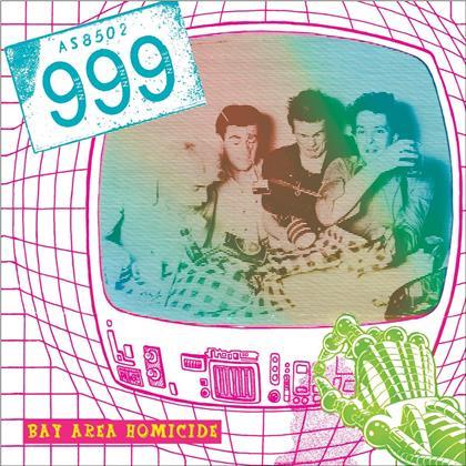 999 - Bay Area Homicide (Yellow Vinyl, LP)