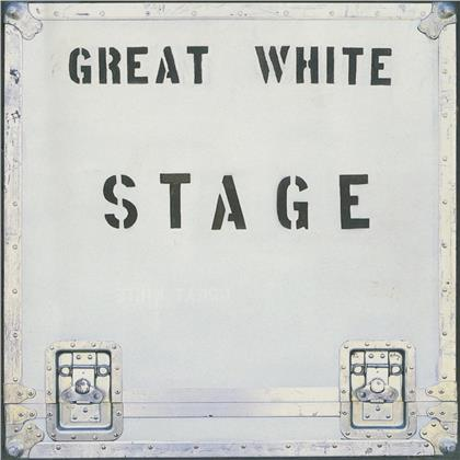 Great White - Stage (Limited Edition, White Vinyl, 2 LPs)
