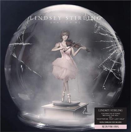 Lindsey Stirling - Shatter Me (Limited Edition, Neon Pink Vinyl, LP)