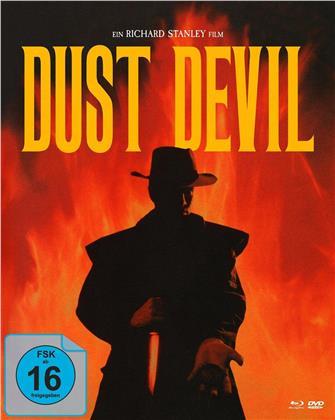 Dust Devil (1992) (Mediabook, Blu-ray + 2 DVD)