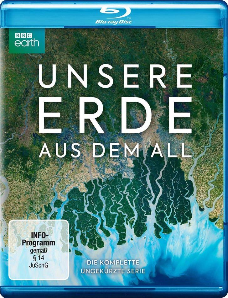 Unsere Erde aus dem All - Die komplette Serie (2019) (BBC Earth, Uncut)