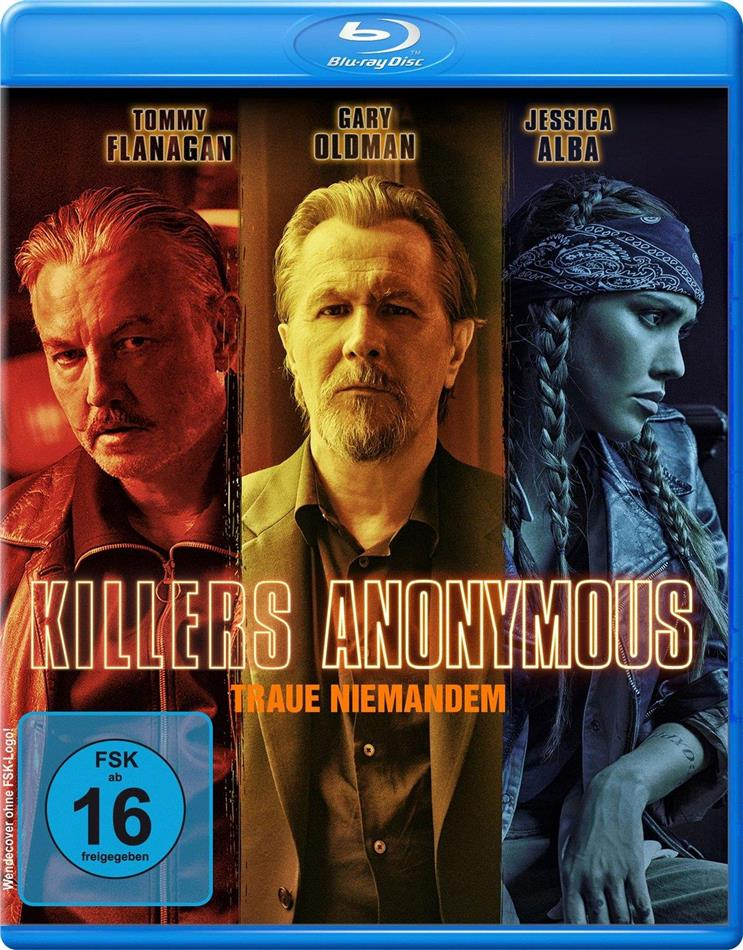 Killers Anonymous - Traue niemandem (2019)