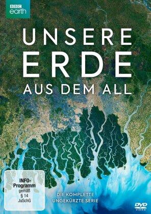 Unsere Erde aus dem All (2019) (Die komplette Edition, BBC Earth)
