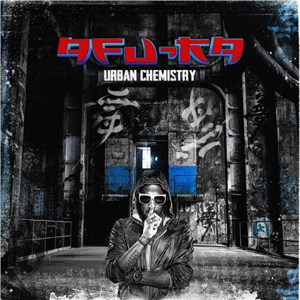 Afu-Ra - Urban Chemistry (2 LPs)