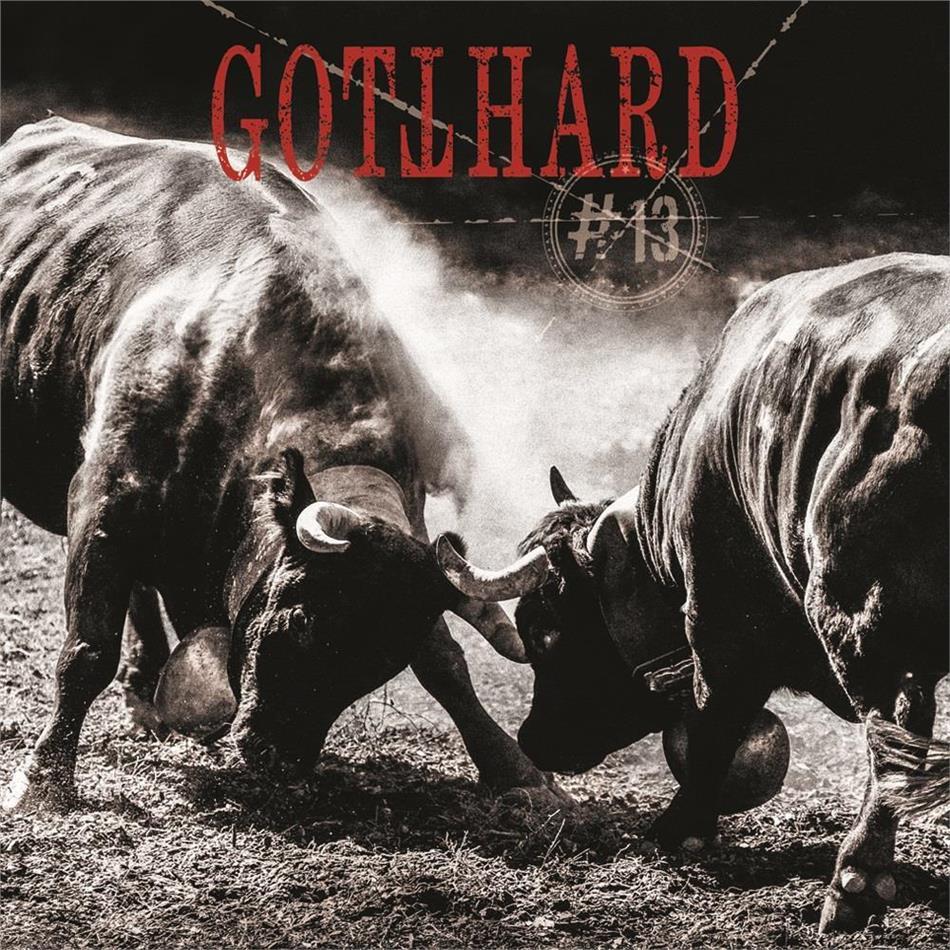 Gotthard - #13 (Digipack, 2 Bonustracks)