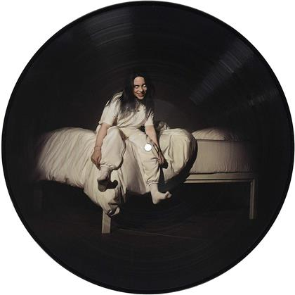 Billie Eilish - When We All Fall Asleep. Where Do We Go? (Tour Edition, LP)