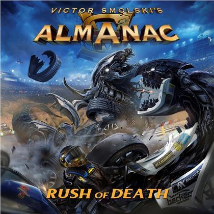 Almanac (Victor Smolski) - Rush Of Death (CD + DVD)