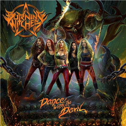 Burning Witches - Dance With The Devil (Gatefold, 2 LPs)