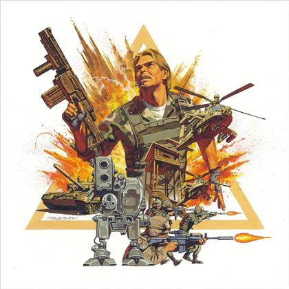 "Konami Kukeiha Club - Metal Gear - OST - Game Soundtrack (10"" Maxi)"