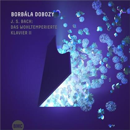 Johann Sebastian Bach (1685-1750) & Borbála Dobozy - Das Wohltemperierte Klavier II