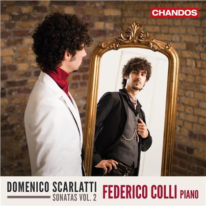 Domenico Scarlatti (1685-1757) & Federico Colli - Piano Sonatas 2