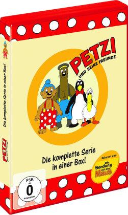Petzi und seine Freunde - Die komplette Serie (6 DVDs)