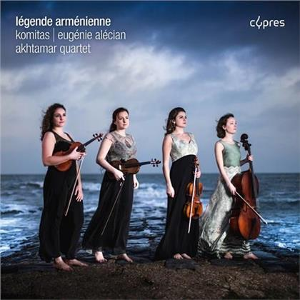 Akhtamar Quartet, Komitas Vardapet (1869-1935) & Eugenie Alecian - Legende Armenienne