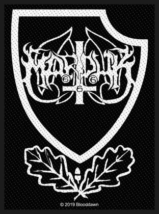Marduk Standard Patch - Panzer Crest (Loose)