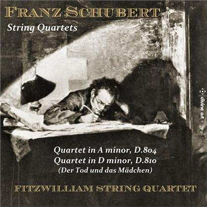 Fitzwilliam String Quartet & Franz Schubert (1797-1828) - String Quartets