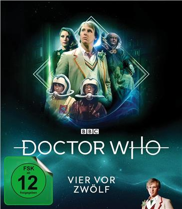 Doctor Who - Fünfter Doktor - Vier vor Zwölf (2 Blu-rays)