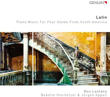 Duo Lontano, Louis Moreau Gottschalk (1829-1869), Teresa Carreño (1853-1917), Ernesto Lecuona (1896-1963), José White Lafitte (1836-1918), … - Latin - Piano Music For Four Hands From South America