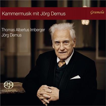 Thomas Albertus Irnberger & Jörg Demus - Kammermusik mit Jörg Demus (3 Hybrid SACDs)
