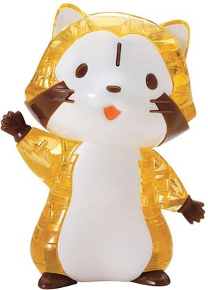 Puchi Rascal Waschbär - 48 Teile Crystal Puzzle