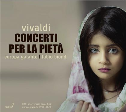 Antonio Vivaldi (1678-1741), Fabio Biondi & Europa Galante - Concerti Per La Pietà (30th Anniversary Edition)
