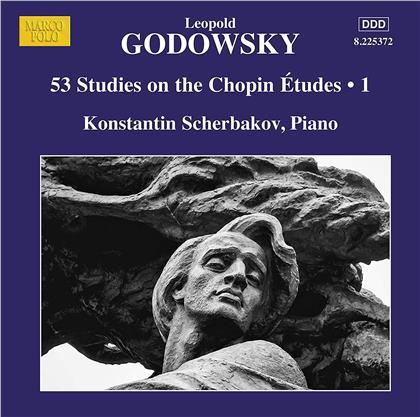 Leopold Godowsky (1870-1938) & Konstantin Scherbakov - 53 Studies On The Chopin Etudes 1