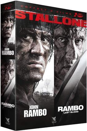 John Rambo / Rambo - Last Blood (2 DVDs)