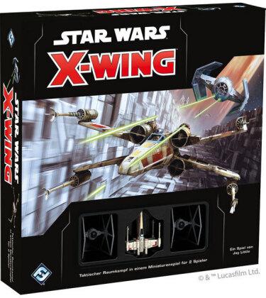Star Wars X-Wing 2. Edition
