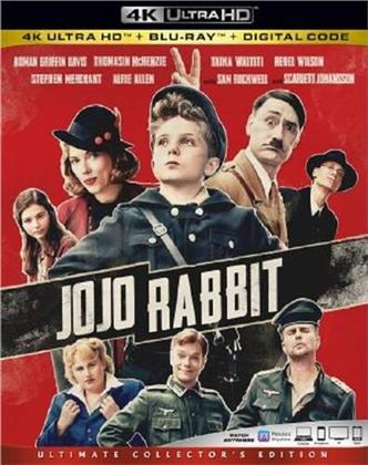 Jojo Rabbit (2019) (4K Ultra HD + Blu-ray)
